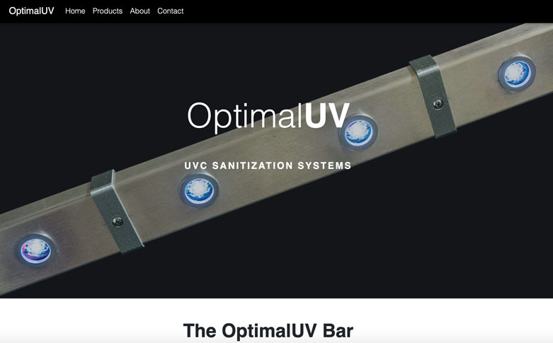 Optimal UV